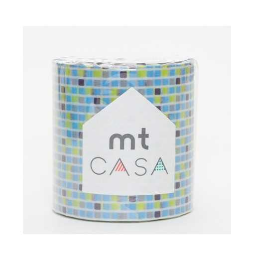 Masking Tape Casa Tile Blue 5cm
