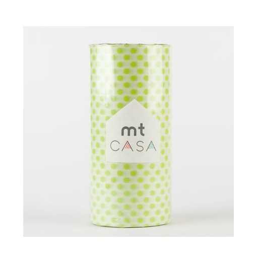 Masking Tape Casa Dot Moegi 10cm