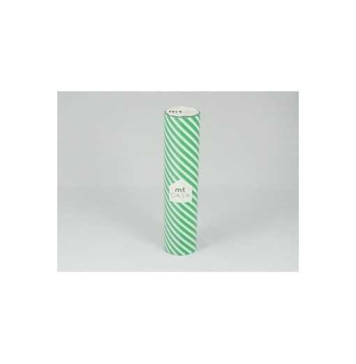 Masking Tape Casa Stripe Green 20cm