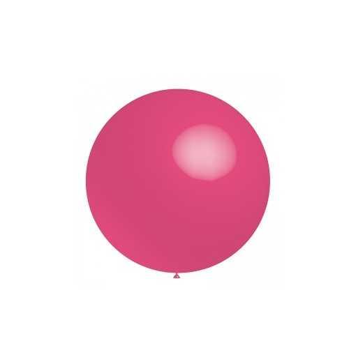 Ballon géant Rose - 60cm