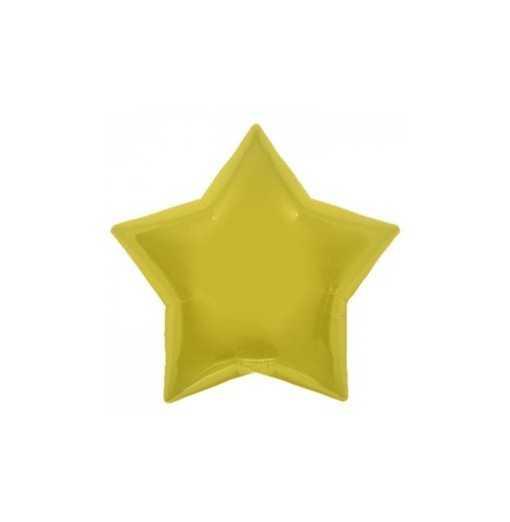 Ballon étoile aluminium - 2 tailles