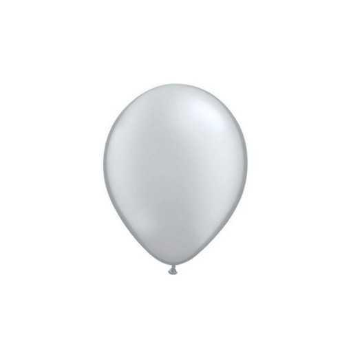 Ballon Argenté 28cm