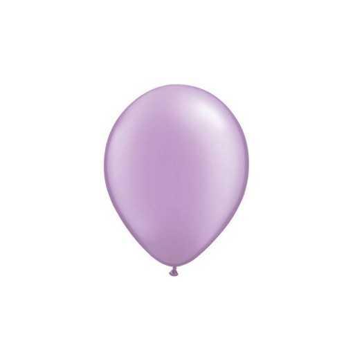 Ballon Nacré Lavande 28cm