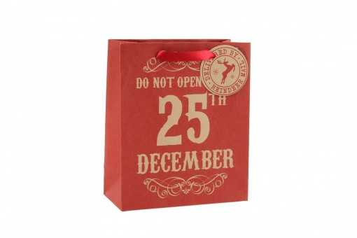 "Sac cadeau ""Ne pas ouvrir..."