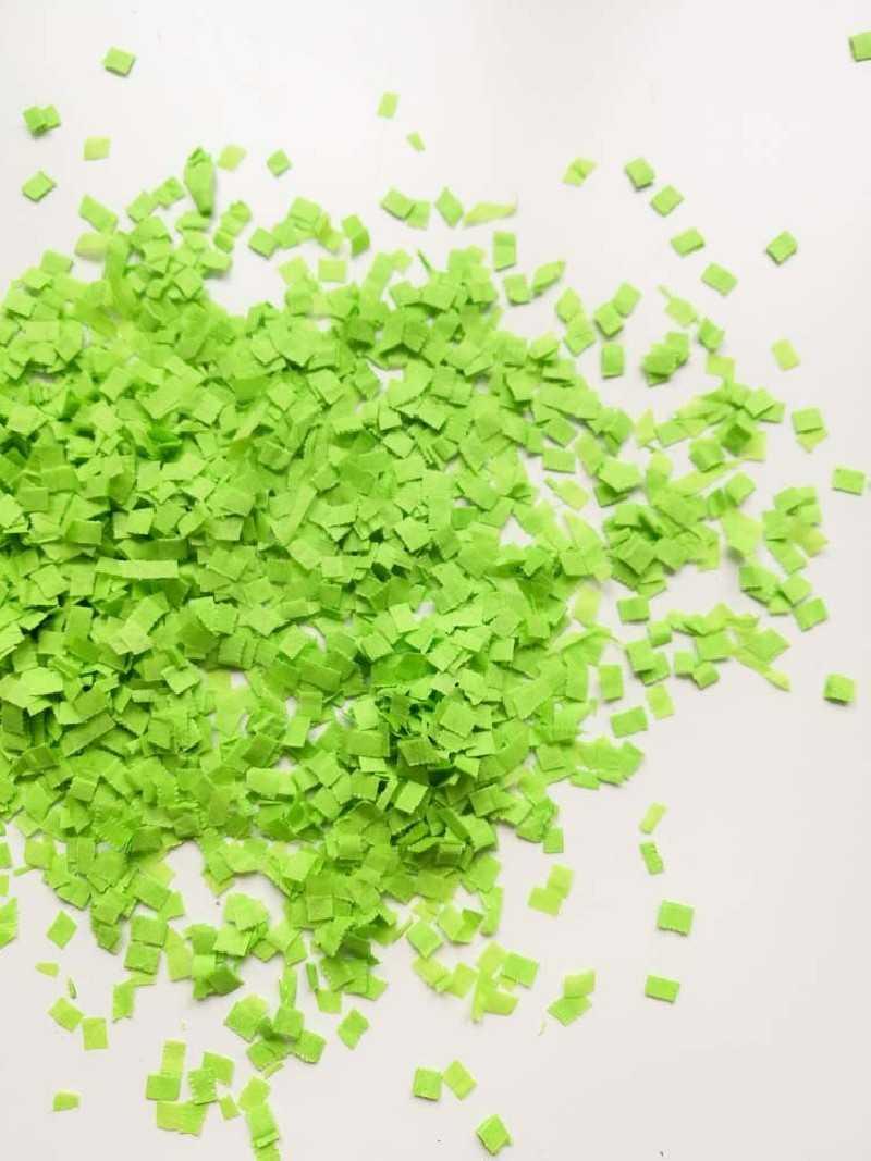 Confettis Neige - Pomme