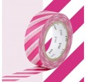Masking Tape MT Stripe Magenta