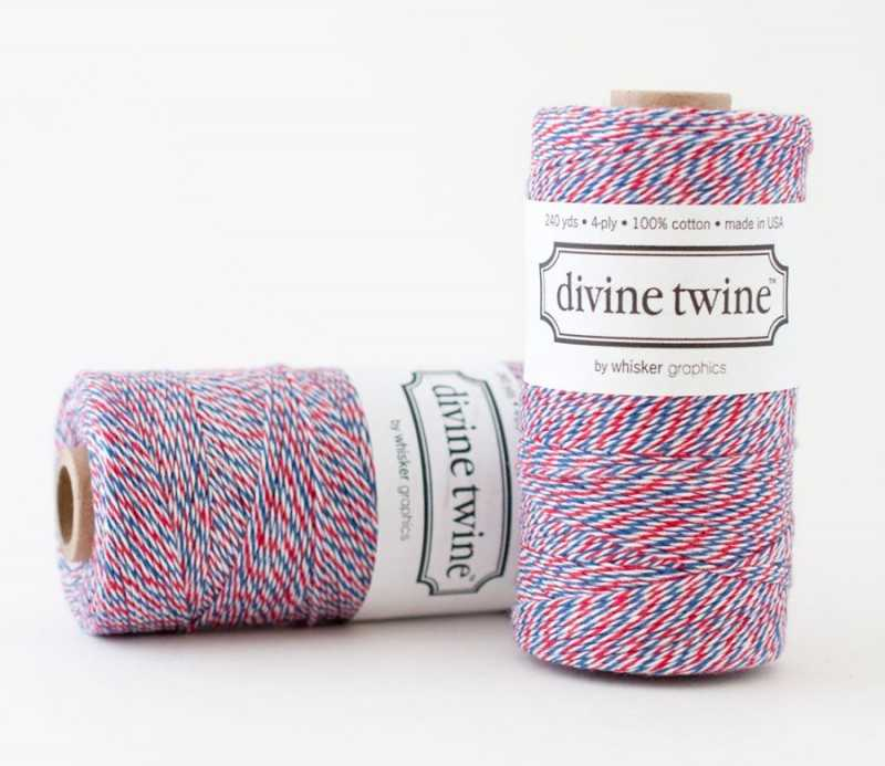 Baker twine airmail