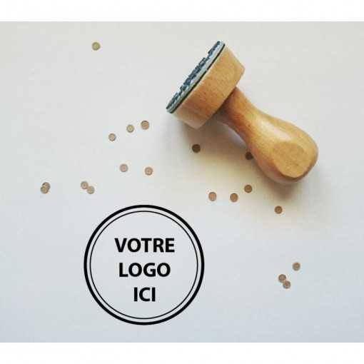 Tampon personnalisé - Logo...