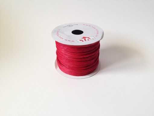 Bobine kraft rouge - vente au mètre