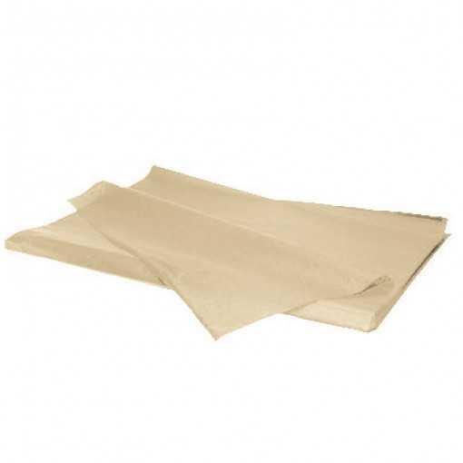 Papier de soie - Kraft brun
