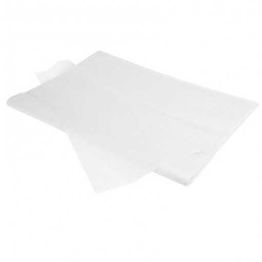 Papier de soie - Blanc