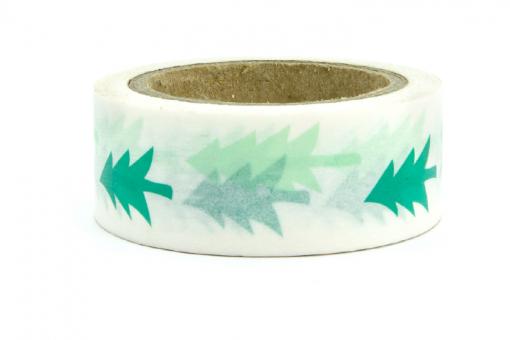 Masking Tape sapin vert