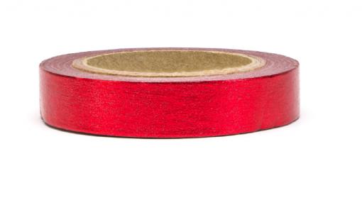 Masking Tape rouge brillant