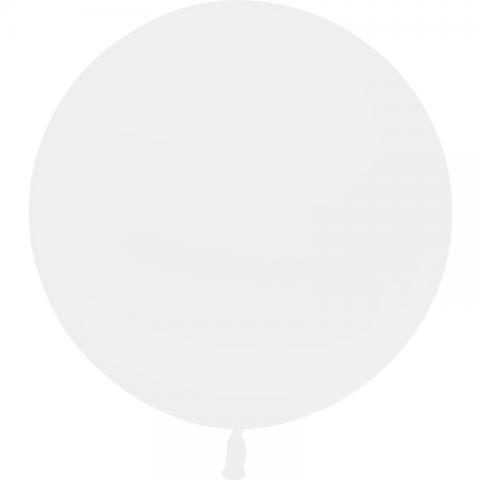 Ballon géant Transparent -...
