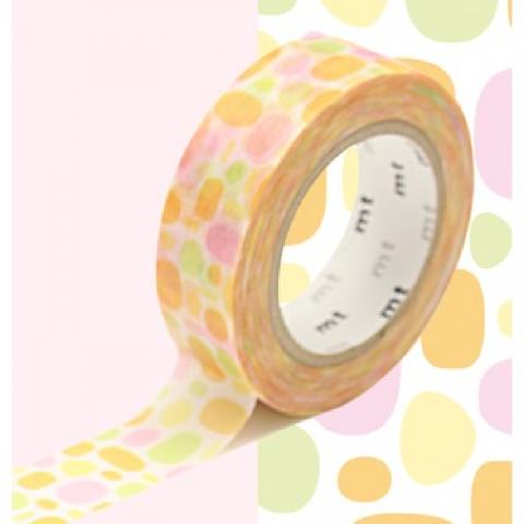 Masking Tape MT Pool Orange