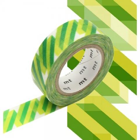 Masking Tape MT Crystal Green