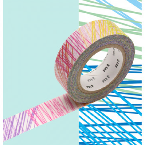 Masking Tape MT Multicolore...