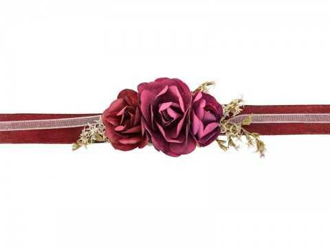 Bracelet corsage fleuri...