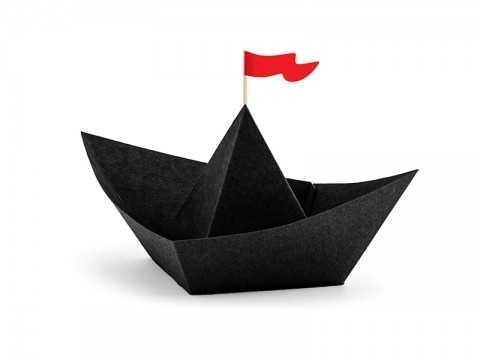 Pack de 6 bateaux pirate