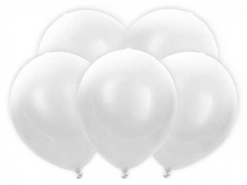 Ballon led lumineux blanc -...