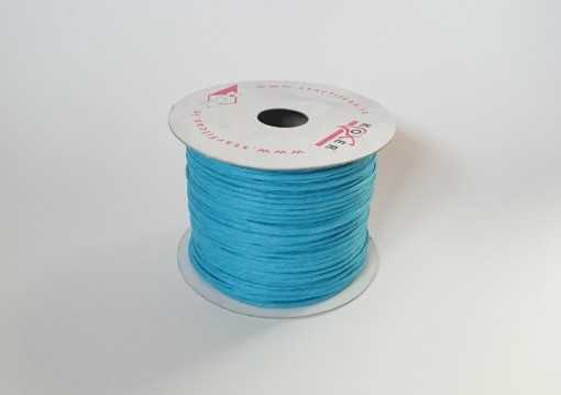 Bobine kraft bleu - vente au mètre