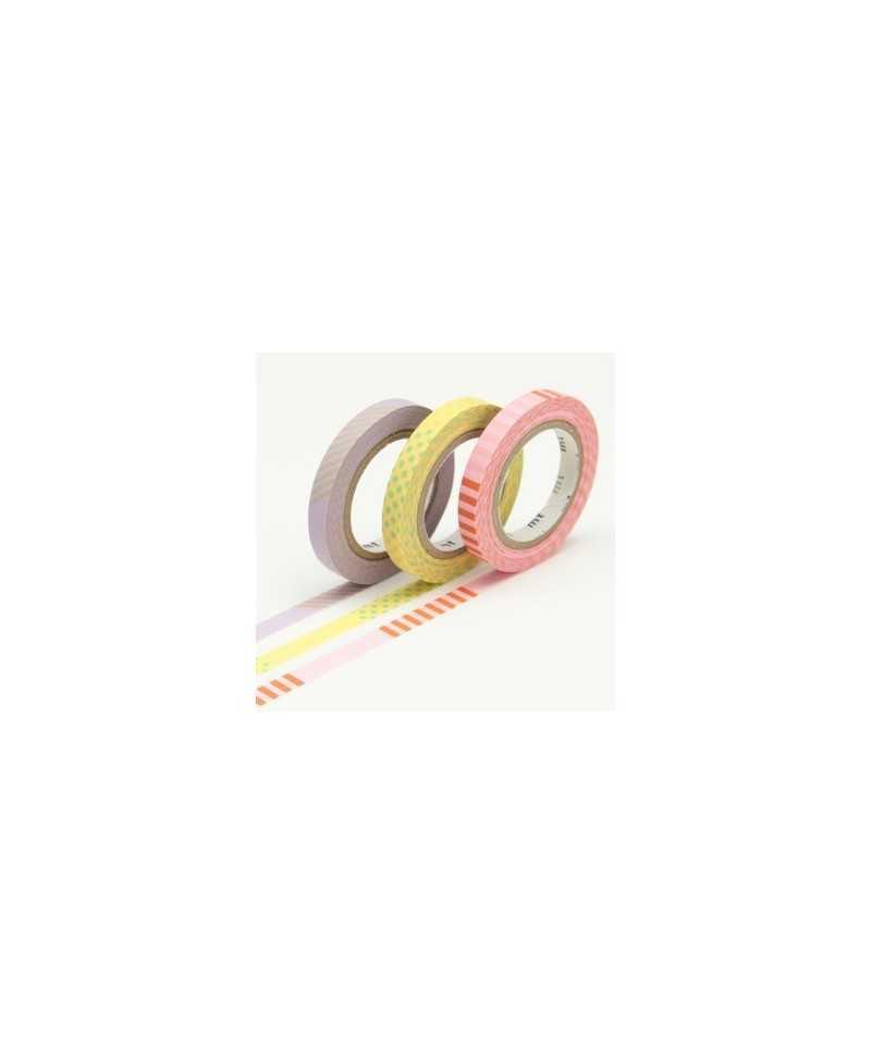 Masking Tape MT Slim Deco F